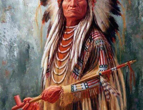 Das Gewissen, sagte einmal ein alter Indianer