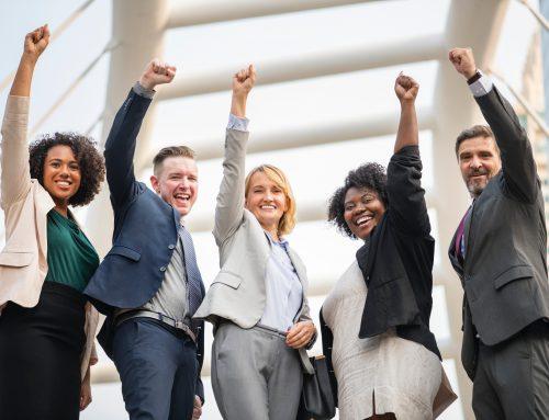 Durch die naturverbundenen Übungen wäre das sicherlich auch gut für Firmen, die mehr Team-Spirit suchen