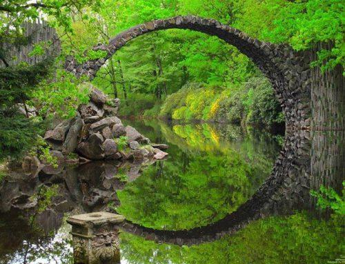 Eine Wand oder eine Brücke?
