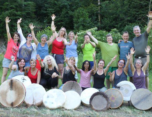 Das Schamanen Camp 2019
